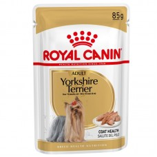 Royal Canin Breed Yorkshire Terrier  12x85gr