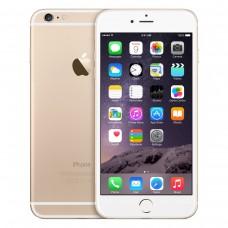 iPhone 6, zlatý
